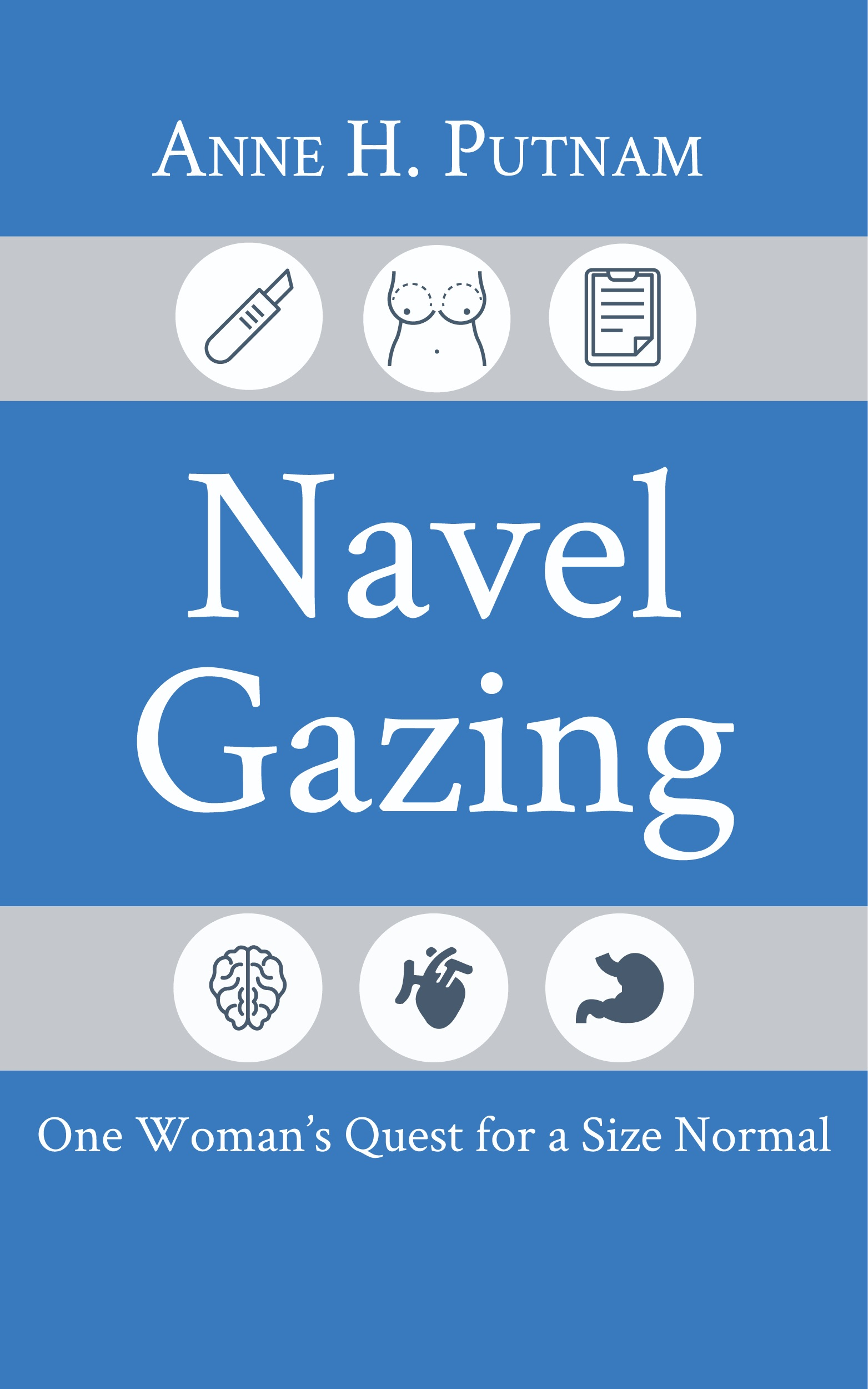 Navel Gazing Ebook Jacket